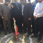 گزارش تصویری /دانش و انرژی/حضور دکتر شریعتی استاندار خوزستان و مهندس فردوس کریمی مدیرعامل آبفا اهواز در مراسم افتتاح طرح های شرکت آبفا اهواز