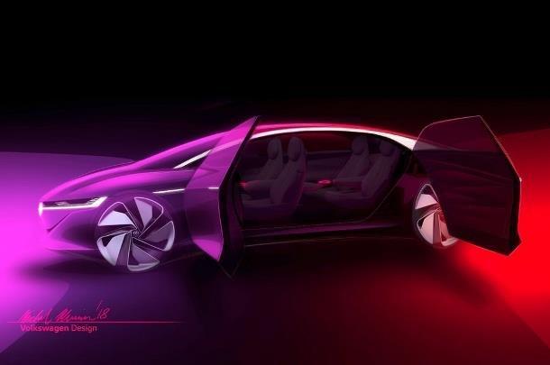 خودروی برقی با شوفر دیجیتال طراحی شد