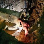 توپکرانی، تعمیر و راه اندازی مجدد خط لوله ۱۲ اینچ نفت آبتیمور