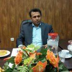 احمد زمانپور با کسب ۴ رای به عنوان رئیس شورای شهر مسجدسلیمان انتخاب شد