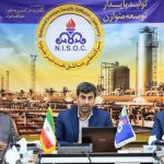مراسم تکریم و معارفه رئیس حراست شرکت ملی مناطق نفت خیز جنوب برگزار شد