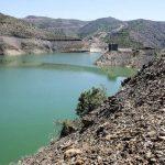 آخرین حجم آب موجود در مخازن سدها
