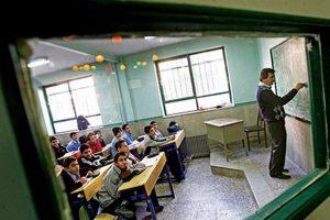 احداث هفت مدرسه