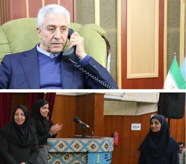 عضو هیات علمی دانشگاه شهید چمران اهواز استاد نمونه کشوری شد